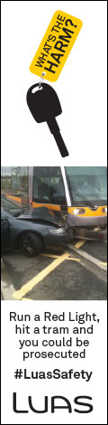 Safe Driving With Luas