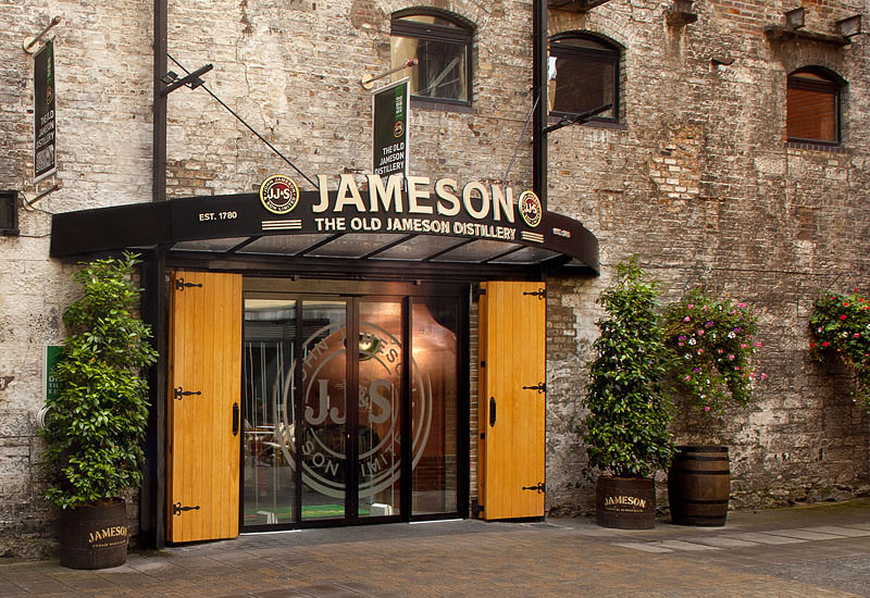 The Old Jameson Distillery Whiskey Tours
