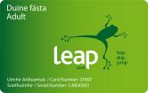 fares tickets leap card